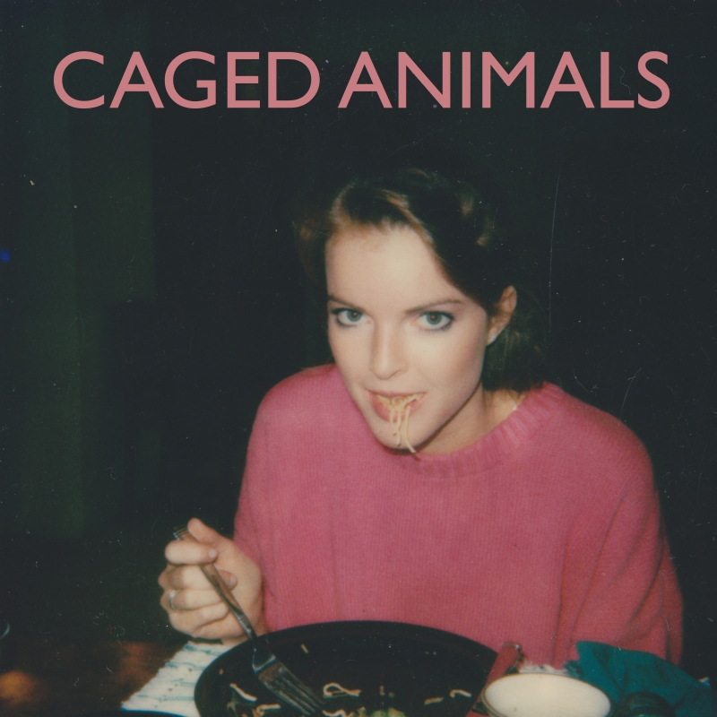 Caged Animals : Teflon Heart (Lucky048)