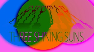 Reptar : Three Shining Suns (Ross Brubeck)