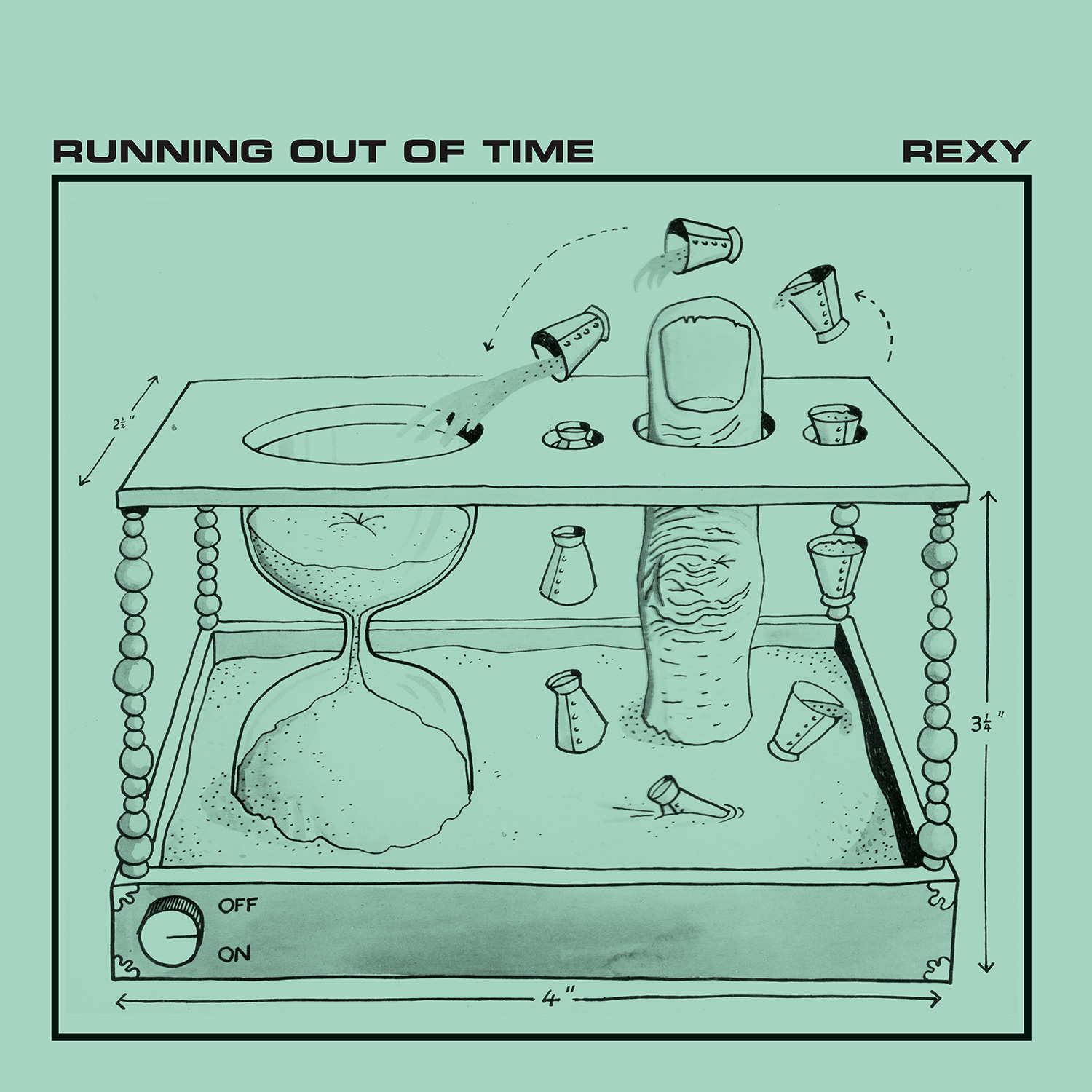 : Running Out Of Time (Lucky090)